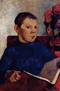 """""""Clovis"""" by Paul Gauguin - 1886: Journal (Blank / Lined)"""