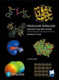 Molecular modelling - principles and applications