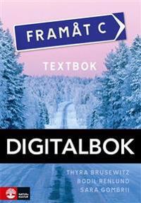 Framåt C 2:a uppl Textbok Digital