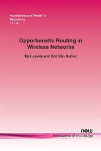 Opportunistic Routing in Wireless Networks