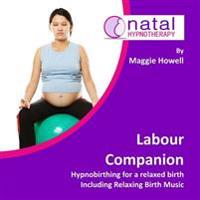 Labour companion - hypnobirthing for a calm birth including relaxing birth