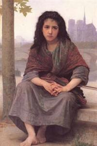 """""""The Bohemian"""" by William-Adolphe Bouguereau - 1890: Journal (Blank / Lined)"""