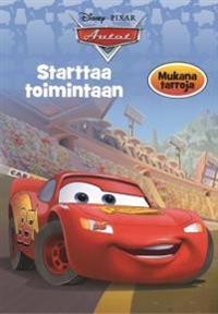 AUTOT - STARTTAA TOIMINTAAN