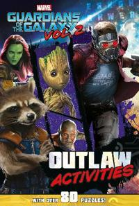 Marvel guardians of the galaxy vol. 2 outlaw activities - with over 80 puzz