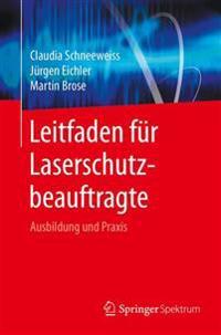 Leitfaden F r Laserschutzbeauftragte