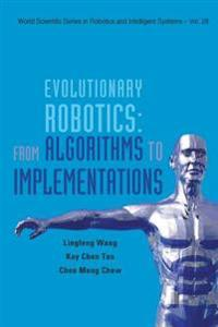 Evolutionary Robotics