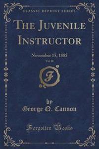 The Juvenile Instructor, Vol. 20