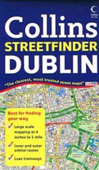 Dublin Streetfinder Colour Map