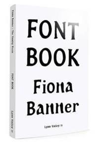 Fiona Banner Font Book