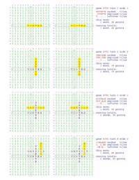 Fifty Scrabble Box Scores Games 4751-4800