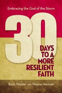 30 Days to a More Resilient Faith: Embracing the God of the Storm