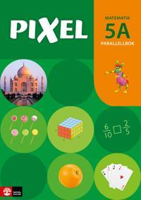 Pixel 5A Parallellbok