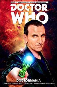 Doctor Who the Ninth Doctor 2