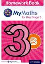 Mymaths for key stage 3: homework book 3b (pack of 15)