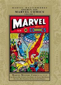 Marvel Masterworks: Golden Age Marvel Comics - Vol. 7