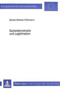Sozialdemokratie Und Legitimation