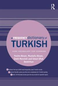 Frequency Dictionary of Turkish