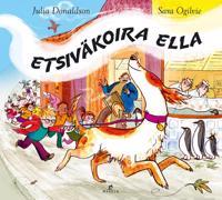 Etsiväkoira Ella