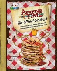 Adventure time - the official cookbook