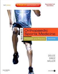 DeLee and Drez's Orthopaedic Sports Medicine E-Book