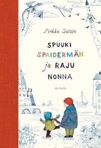 Spuuki Spaidermän ja raju Nonna