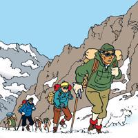 Tintin i Tibet