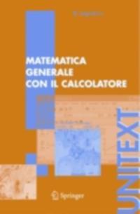 Matematica generale con il calcolatore