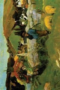 Swineherd Brittany by Paul Gauguin - 1888: Journal (Blank / Lined)