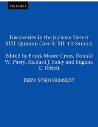 Qumran Cave 4 XII