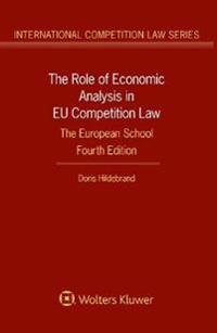 The Role of Economic Analysis in EU Competition Law