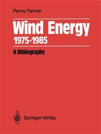 Wind Energy 1975-1985