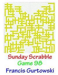 Sunday Scrabble Game 98