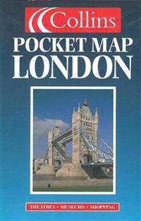 Pocket Map of London