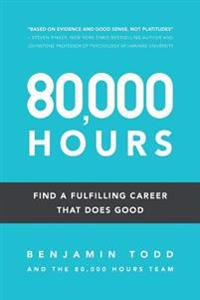 80,000 Hours: Find a Fulfilling Career That Does Good.