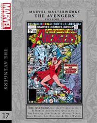 Marvel Masterworks the Avengers 17