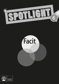 Spotlight 6 Facit