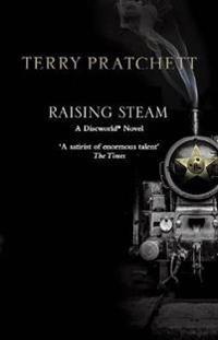 Raising steam - (discworld novel 40)