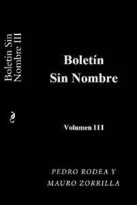 Boletin Sin Nombre III