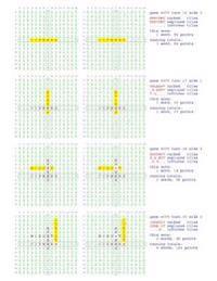 Fifty Scrabble Box Scores Games 4051-4100