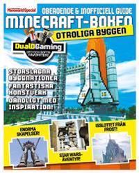Minecraft-boken : otroliga byggen