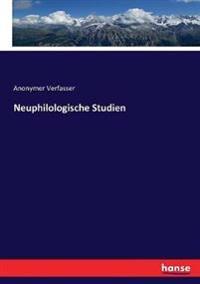 Neuphilologische Studien