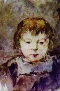 """Portrait of Gaugin's Daughter Aline"" by Paul Gauguin: Journal (Blank / Lined)"