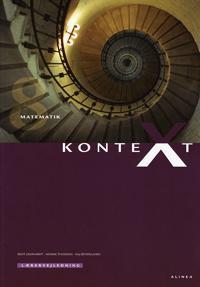 KonteXt 8 - matematik