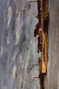 Port de Javel by Paul Gauguin - 1876: Journal (Blank / Lined)