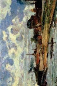 """Port de Javel"" by Paul Gauguin - 1876: Journal (Blank / Lined)"
