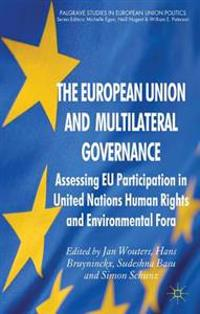 European Union and Multilateral Governance