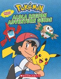 Alola Region Adventure Guide (Pokémon)