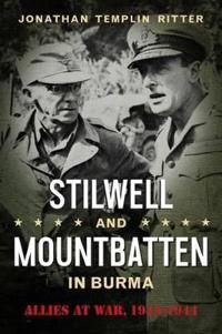Stilwell and Mountbatten in Burma
