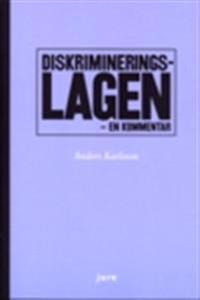 Diskrimineringslagen : en kommentar