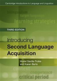 Introducing Second Language Acquisition Third Edition